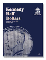 Kennedy Half Dollars 1964-1985 Coin Folder