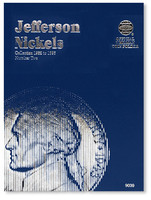 Jefferson Nickels 1962-1995 Coin Folder