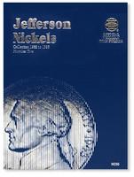 Jefferson Nickels 1962-1995 Coin Folder