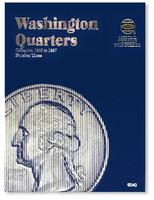Washington Quarters 1965-1987 Coin Folder