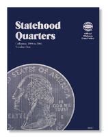 Statehood Quarters 1999-2001 Coin Folder