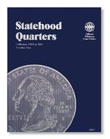 Statehood Quarters 1999-2001 Coin Folder