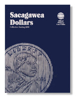 Sacagawea Dollar 2000-2005 Coin Folder