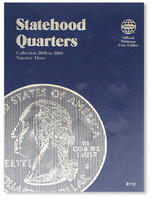 Statehood Quarters Vol.3 2006-2008 Coin Folder