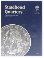 Statehood Quarters Vol.3 2006-2008 Coin Folder