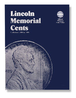 Lincoln Memorial Cents 1959-1998 Coin Folder