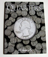 Quarters Plain Cardboard Coin Folder