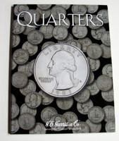 Quarters Plain Cardboard Coin Folder