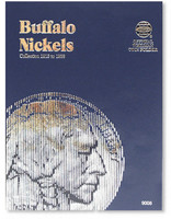 Buffalo Nickels 1913-1938 Coin Folder