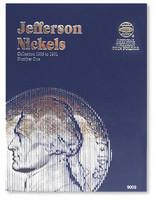Jefferson Nickels 1938-1961 Coin Folder