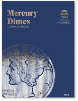Mercury Dimes 1916-1946 Coin Folder
