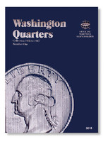 Washington Quarters 1932-1945 Coin Folder