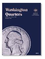 Washington Quarters 1932-1945 Coin Folder