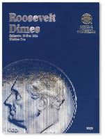 Roosevelt Dimes 1946-1964 Coin Folder