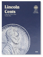 Lincoln Cents 1941-1974 Coin Folder