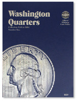 Washington Quarters 1948-1964 Coin Folder