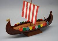 "Junior Modelers: 15-1/2"" Viking Ship Kit Dumas"