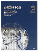 Jefferson Nickels 1996-2002 Coin Folder
