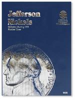 Jefferson Nickels 1996-2002 Coin Folder