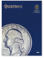 Quarters Plain Coin Folder
