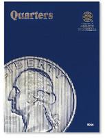 Quarters Plain Coin Folder