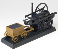 "Steam Locomotive Penydarren (Approx. 8-1/2"" L) Snap Kit Academy"