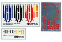 Seat Belt Set F 1/20 Tamiya