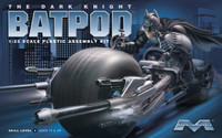 Batman the Dark Knight Bat Pod 1/25 Moebius