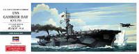 USN USS Gambier Bay CVE73 Escort Carrier 1/350 Hasegawa