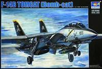 F-14B Tomcat Fighter 1/32 Trumpeter