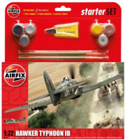 Hawker Typhoon Ib Starter Set 1/72 Airfix