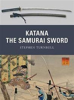 Weapon Katana the Samurai Sword Osprey