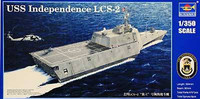 USS Independence LCS2 Littoral Combat Ship 1/350 Trumpeter