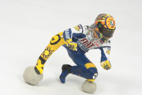 Valentino Rossi Hi-Speed Riding Style Figure 1/12 Tamiya