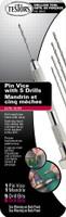 PIN VISE W/5 DRILL BITS Testors