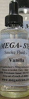 Wood Stove Smoke Fluid JT's Mega Steam 2oz. Smoke Fluid