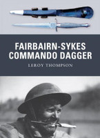 Weapon Fairbairn-Sykes Commando Dagger Osprey Books