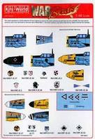 Luftwaffe Geschwader Insignia (17 Designs) 1/48 Warbird Decals