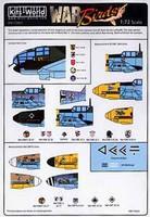 Luftwaffe Geschwader Insignia (26 Designs) 1/72 Warbird Decals