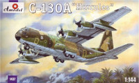 C130A Hercules USAF Tactical Transport Aircraft 1/144 A-Models