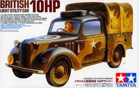 British 10HP Light Utility Car 1/35 Tamiya