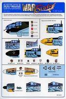 Luftwaffe Geschwader Insignia (13 Designs) 1/32 Warbird Decals