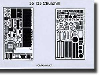 Churchill for TAM 1/35 Eduard