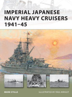 Vanguard IJN Heavy Cruisers 1941-45 Osprey Books