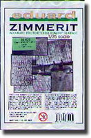 Zimmerit Pz V Panther Ausf A for TAM 1/35 Eduard
