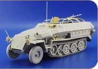 SdKfz 251 Ausf C for DML 1/35 Eduard