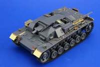 StuG III Ausf B Exterior for TAM 1/35 Eduard