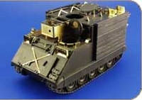 M577 Command Post Car for TAM 1/35 Eduard