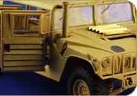 M113A2 Desert IFF/CIF Id Panels for TAM 1/35 Eduard