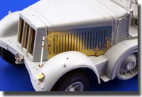 SdKfz 7 Zugkraftwagen 8-Ton Engine for TSM 1/35 Eduard